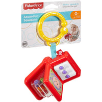 Acordeão de Fisher-Price Squeaker