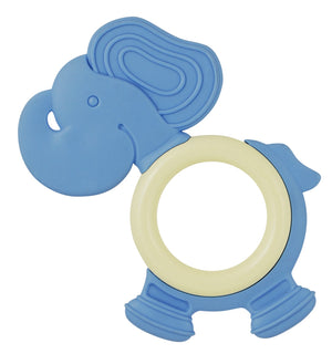 My Natural Eco Teether, elefante azul