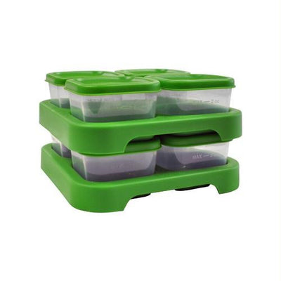 Green Sprouts Food Storage Cubes - 8 unidades