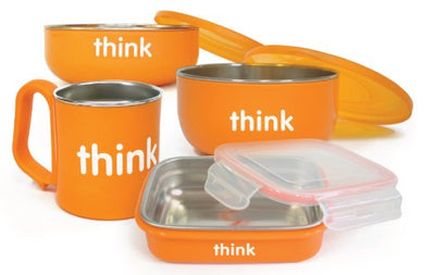 Kit Completo Think Baby - Laranja