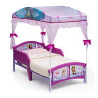 Cama com Tenda Frozen - Disney