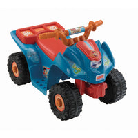 Quadriciclo do Pirata Jake - Power Wheels