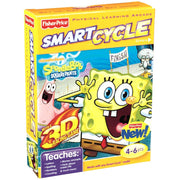 Jogo Bob Sponja - Smart Cycle - Fisher Price