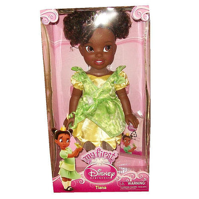 Princesa Tiana da Disney - Tolly Tots