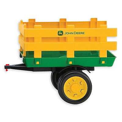 Peg Perego Trailer do lado da estaca - John Deere