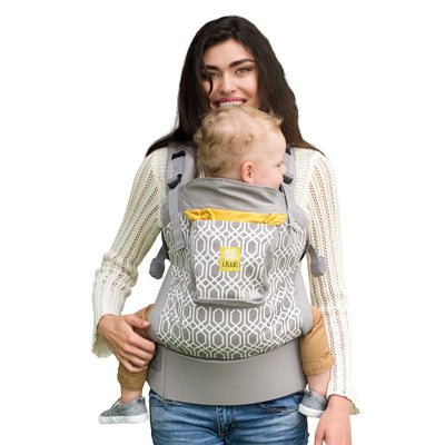 canguru-Original Essentials Baby Carrier em Park Place-LÍLLÉbaby