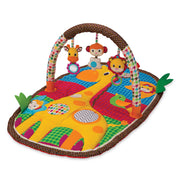 Ginasio - Ginásio Take & Play Safari Activity and Play Mat - Infantino