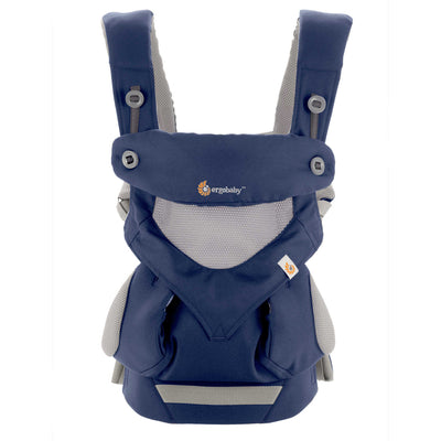 canguru-Azul francês 360 Todos Carry Positions Cool Air Mesh Baby Carrier-Ergobaby