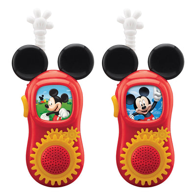 Walkie Talkie Mickey Mouse - eKids