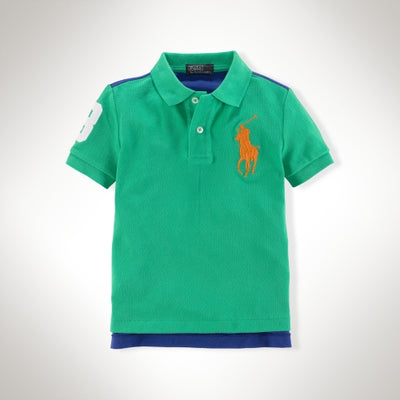 Polo Number 3 - Verde - Polo Ralph Lauren