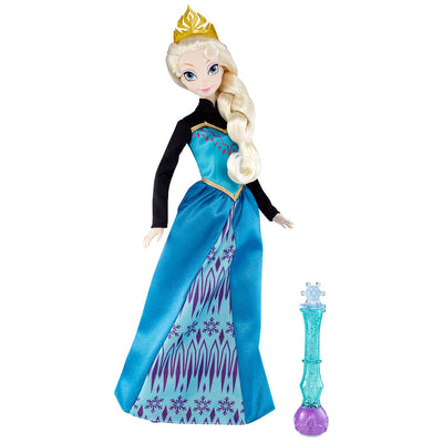 Boneca Elsa Fashion - Frozen Disney