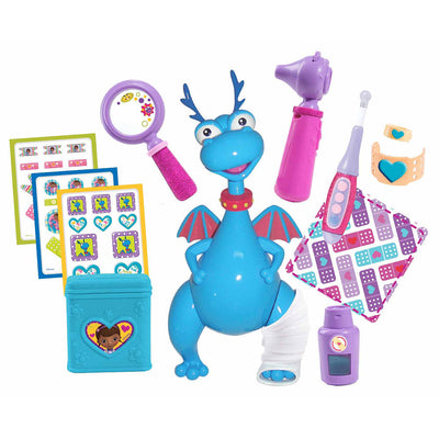 Kit Médico - Doc McStuffins - Stuffy