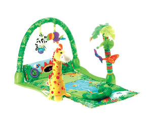 Ginasio Musical Floresta encantada - Fisher price