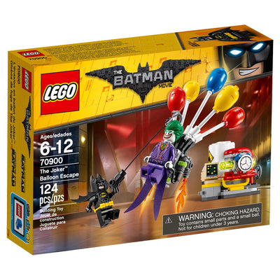 LEGO Batman Movie O Joker Balloon Escape