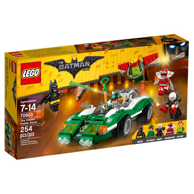LEGO Batman Movie O Charada Riddle Racer