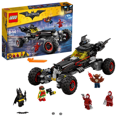 LEGO Batman Movie - O Batmóvel