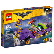 LEGO Batman Movie - O Coringa Notorious Lowrider