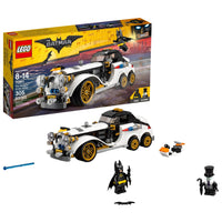 LEGO Batman Movie O Pinguim Arctic Roller