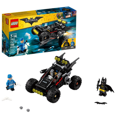 LEGO Batman Movie O Buggy Duna-de-Morcego