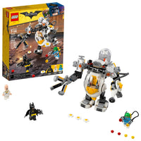 Lego Batman filme Egghead Mech Food Fight