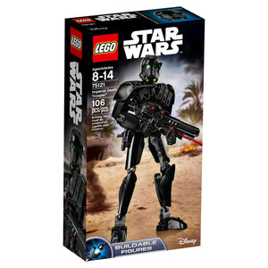 LEGO Guerras das Estrelas - Constraction Imperial Death Trooper