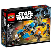 Pacote de Batalha LEGO Star Wars Bounty Hunter Speeder Bike