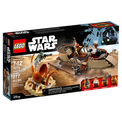 Esqui de Star Wars Desert Skiff Escape