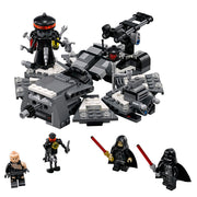 Transformação de Darth Vader de LEGO Star Wars