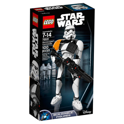 Comando LEGO Constraction Star Wars Stormtrooper