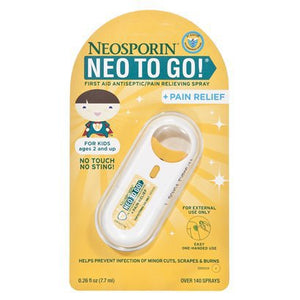 Neosporin Spray - To Go