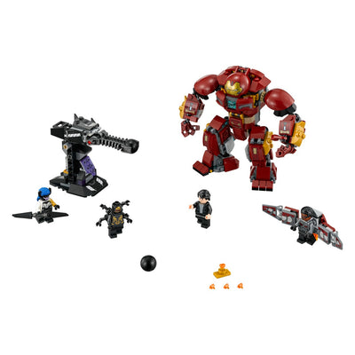 LEGO Super Heroes Marvel Avengers Filme O Hulkbuster Smash-Up