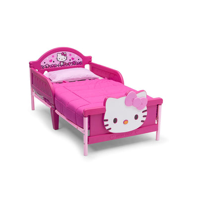 Cama 3D Hello Kitty