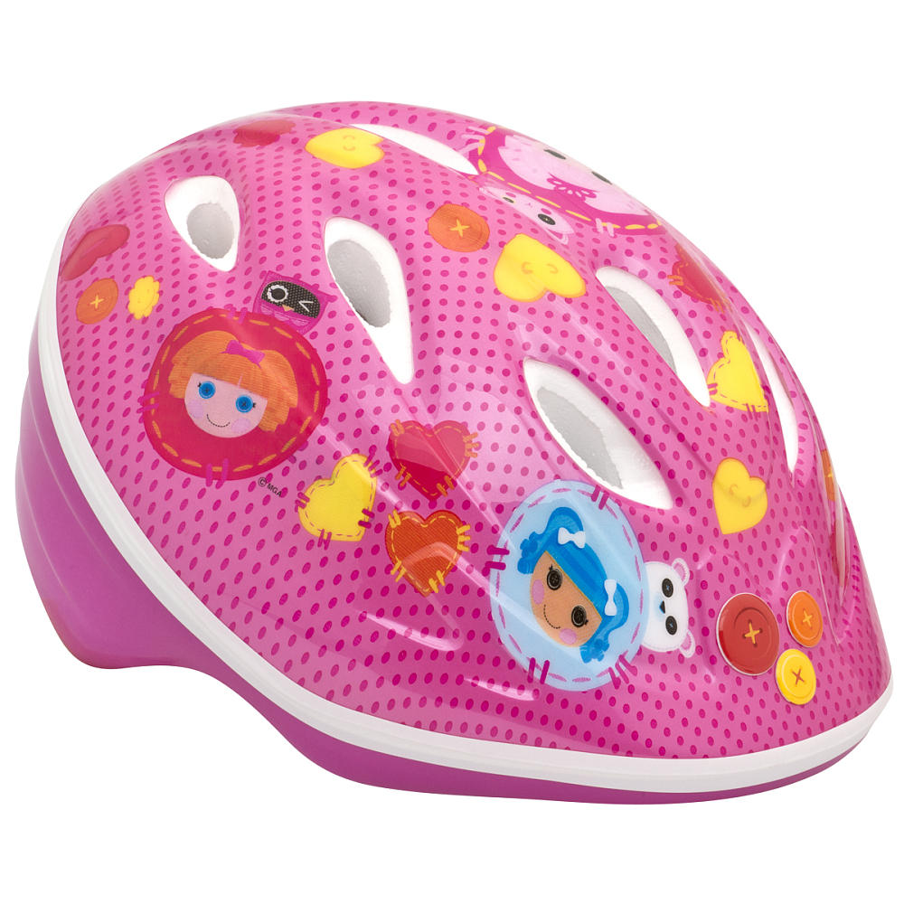 Capacete Lalaloopsy - Bell Sports