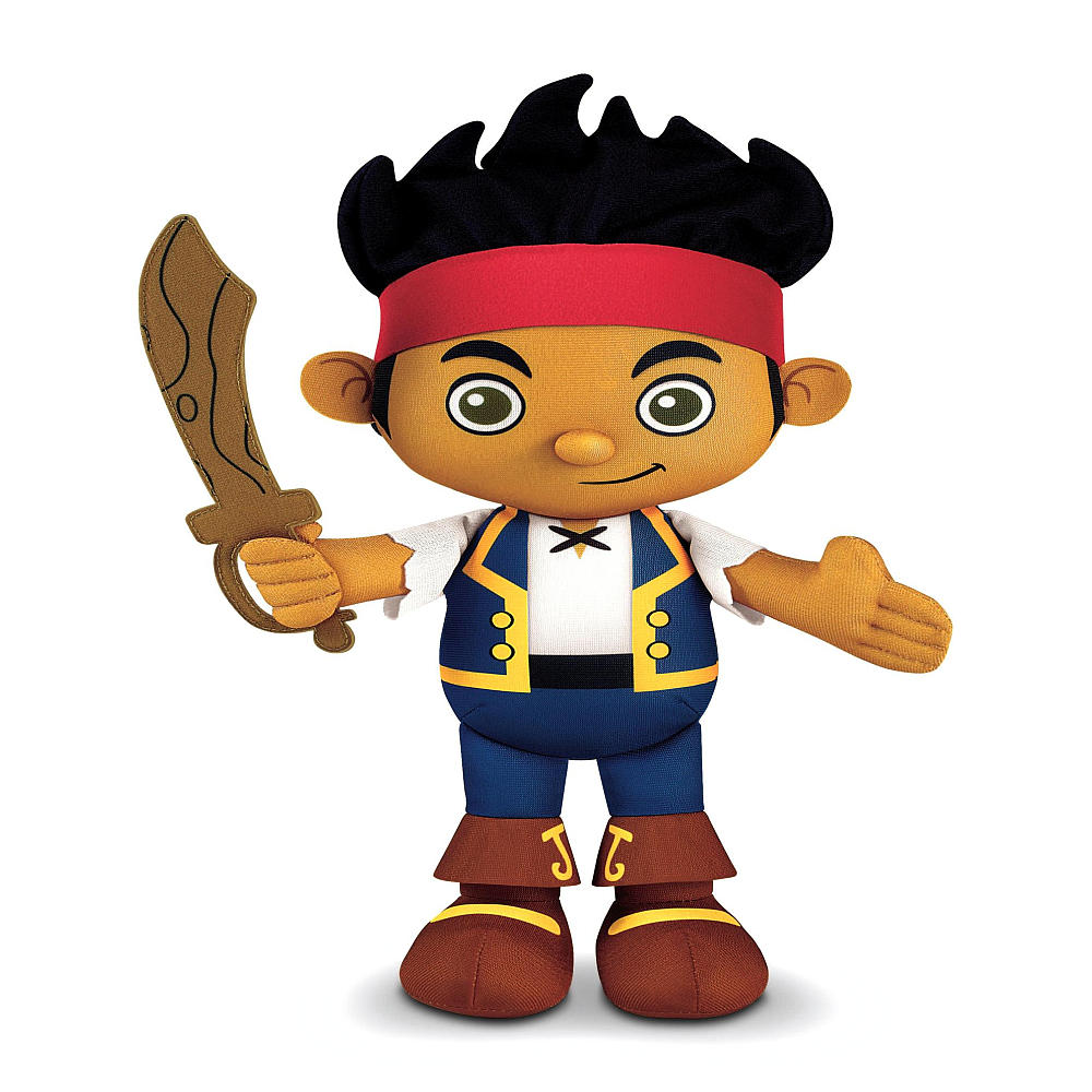 Jake dos Piratas da Terra do Nunca - Fisher Price