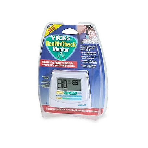 Healthcheck Monitor da Vicks