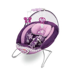 Cadeirinha Vibratoria - Fisher Price - Sugar Plum