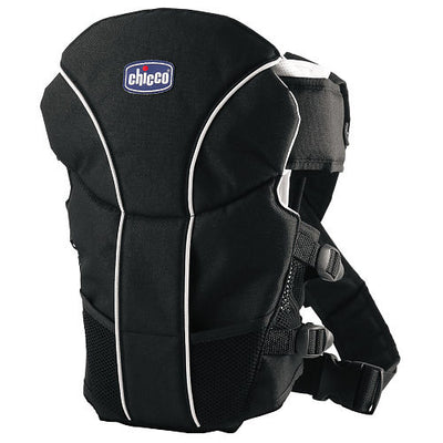 Baby Carrier - Canguru Preto  - Ultrasoft Chicco