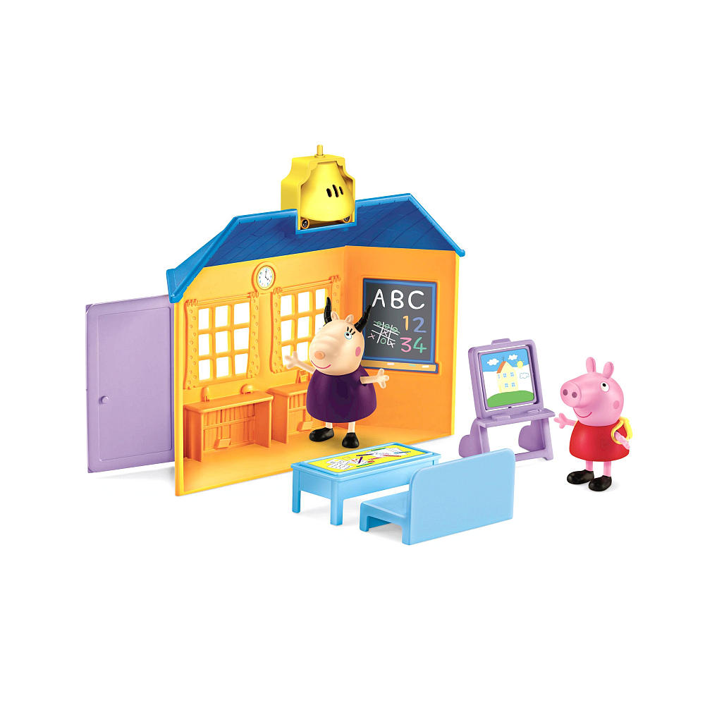 Escolinha Peppa Pig - Fisher Price