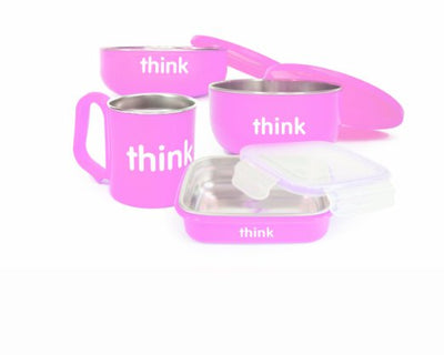 Kit Completo Think Baby - Pink