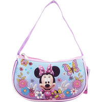 Bolsa Minnie Mouse Flores - Disney