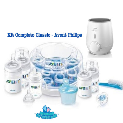 Kit Completo Classic - Avent Philips