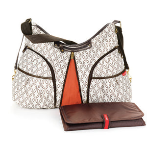 Bolsa Versa Cream Links - Skip Hop