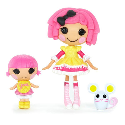 Pequena Lalaloopsy - Crumbs Sugar Cookie e Sprinkle Spice Cookie