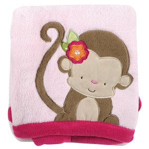 Cobertor  - Miss Monkey - Kids Line