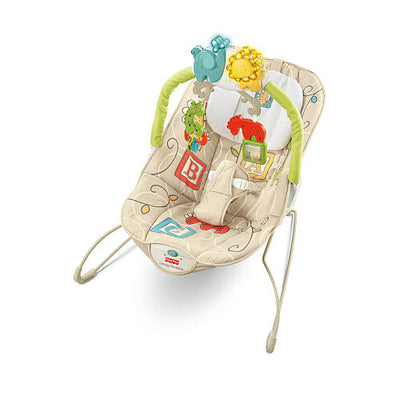 Cadeirinha Vibratória - Animal Krackers - Fisher-Price