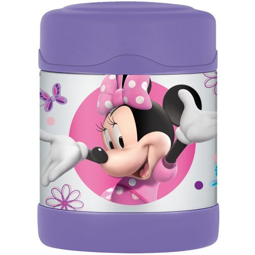 Container para Alimentos - Minnie Mouse - Thermos