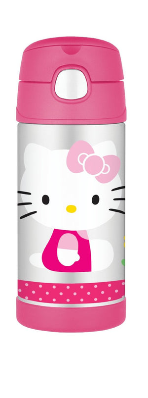 Copo com Canudo - Hello Kitty 295 ml - Thermos