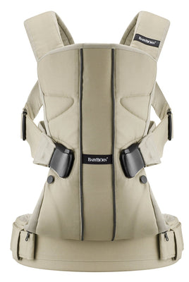 Canguru Carrier One Beige - Baby Bjorn