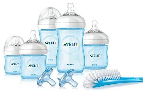 Kit Completo Natural Flow - Azul - Avent