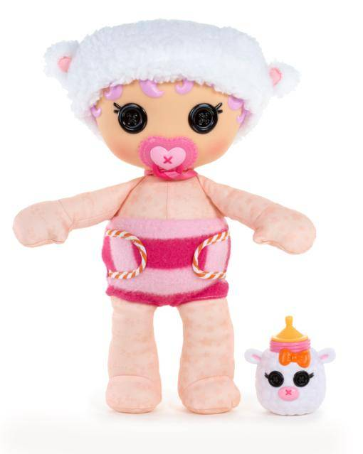Boneca Lalaloopsy Baby - Pillow Featherbed